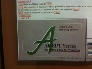 Adept 5.4.1 1996