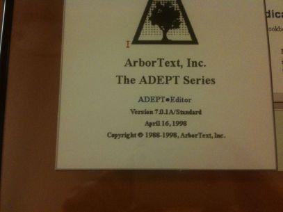 Adept 7.0.1 1998
